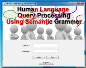 Natural Language Query Processing